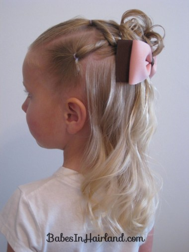 Combo Flower Girl Hairstyle (18)