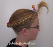 crazy hair day - babes in hairland