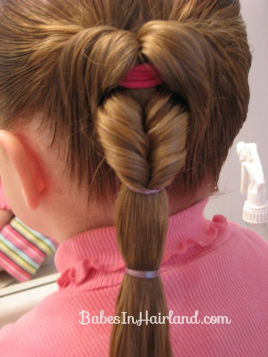 Fake Fishbone Hairstyle (7)