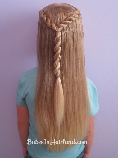 Letter Y Hairstyle (10)