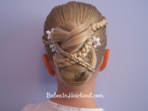 Micro Braid Updo | Wedding Hairstyles (13)
