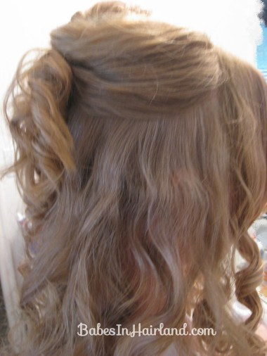 Pile of Curls Updo (7)