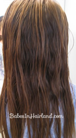 Hair Changing to Waves (2)