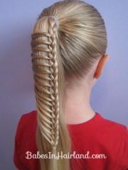 20 -school braids - babes