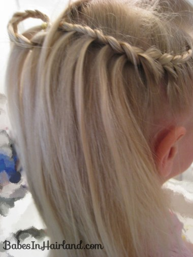 Cascade/Feathered Braid Hairstyle (13)