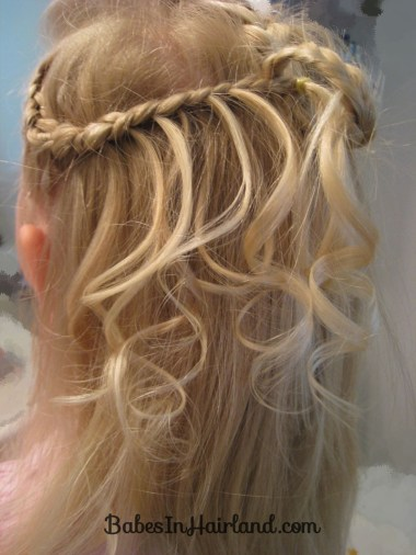 Cascade/Feathered Braid Hairstyle (15)