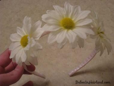 Flower Headbands / Giveaway (4)