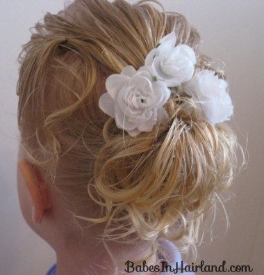 Baby Hair Easter Hairstyle (8)