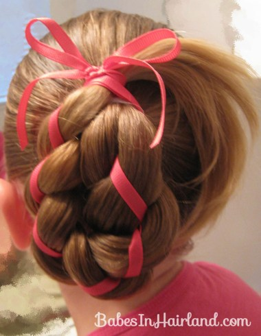 4 Strand Braid with Ribbon In It (1)