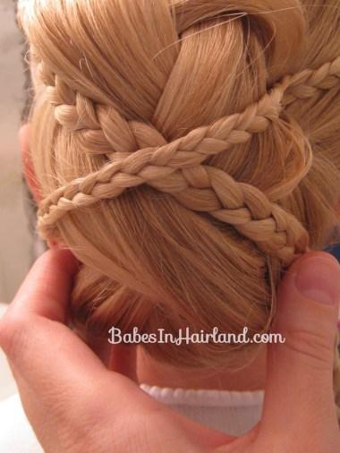 Micro Braid Updo   Wedding Hairstyles (10)