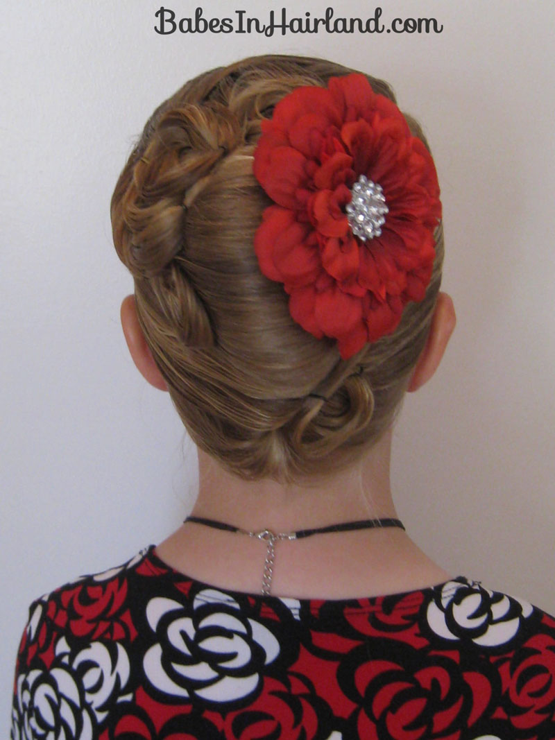utube hair styles twist updo amp giveaway in hairland 8991