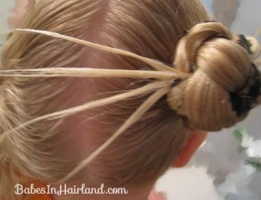 Halloween Spider Hairstyle (16)