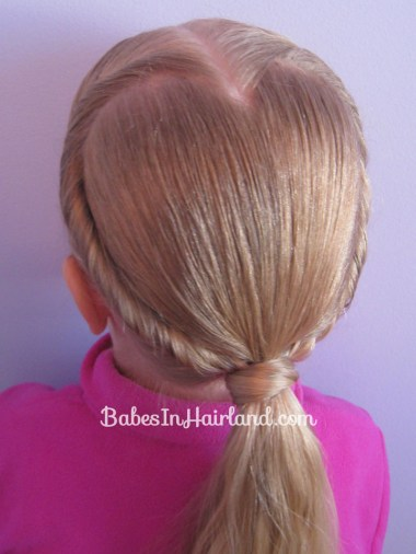 Rolled Heart | Valentine's Day Hairstyle (8)