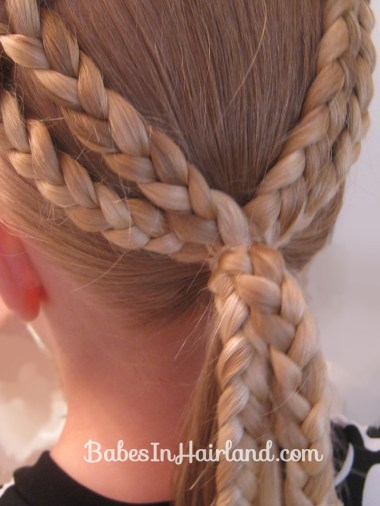 2 Braided Hearts | Valentines' Hairstyle (8)