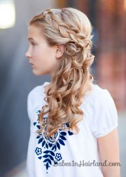 gorgeous bridal hairstyles - babes