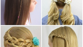 10+ Quick and Easy Back-to-School Hairstyles - Babes In Hairland