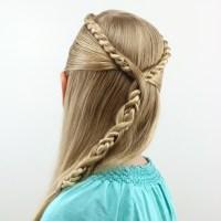Rope Twist Hawser Braid Pullback