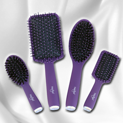 Giveaway & Review: Style & Shine Brushes by Hair Flair