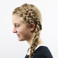 Double Dutch Braided Braid