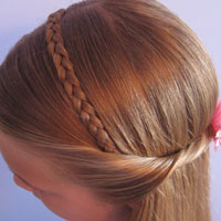 Braided Headband for Any Age