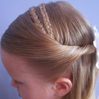 Double Braided Headband – Any Age
