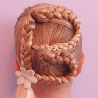 Letter B Hairstyle (17)