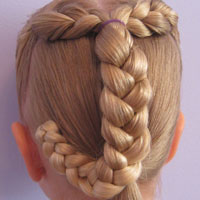 Letter J Hairstyle (17)