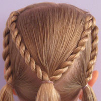 Letter M Hairstyle (15)