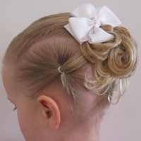 Ponies and a Messy Bun