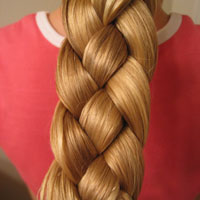 Flat 4 Strand Braid – Video