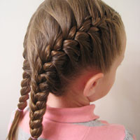 How to French Braid Video
