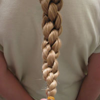 How to do a Hawser Twist Braid & Video