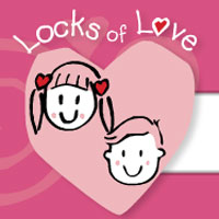 Our Secret – Locks of Love Haircut