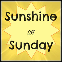 Sunshine on Sunday | Daily Thanksgiving
