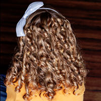 Guest Post: Measured by the Heart | No Heat Curls
