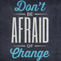 Change – Is it Good or Bad?