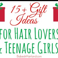 Gift Ideas for Hair Lovers