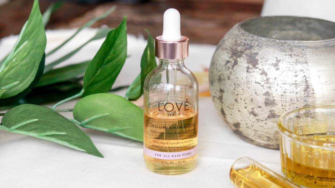 oil for Natural hair growth