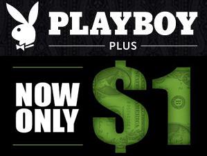 Playboy Plus One Dollar Deal