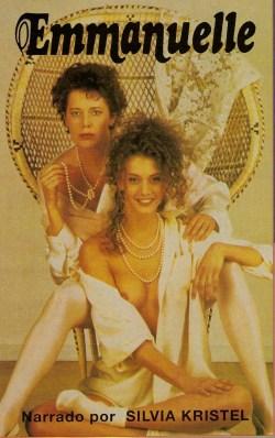 Emmanuelle collection DVD poster
