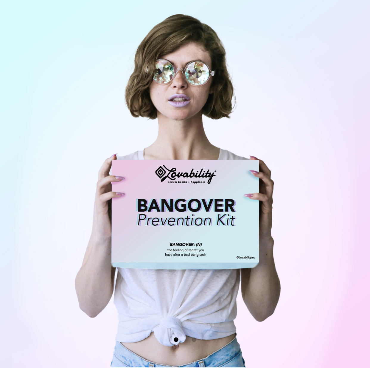 Bangover Prevention Kit by Lovability