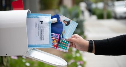 Birth control delivered my mail - for free - with Pandia Health