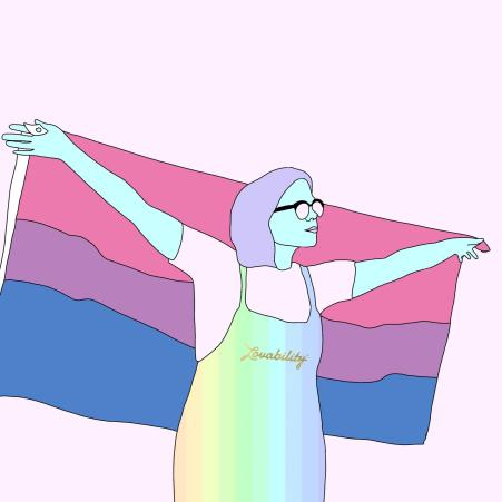 My Coming Out Story - by Julieta Chiara for Babe With The Power blog by Lovability