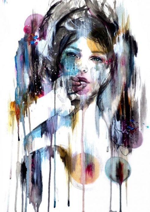 Paintings by Odelia Toder