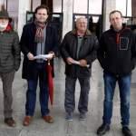 Los alcaldes de Pinos exigen a la Junta que tramite la expropiación del puerto (Diario de León)