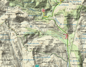 """Babia recupera el resto del terreno ocupado por Somiedo y los mapas siguen """"en Babia"""""""