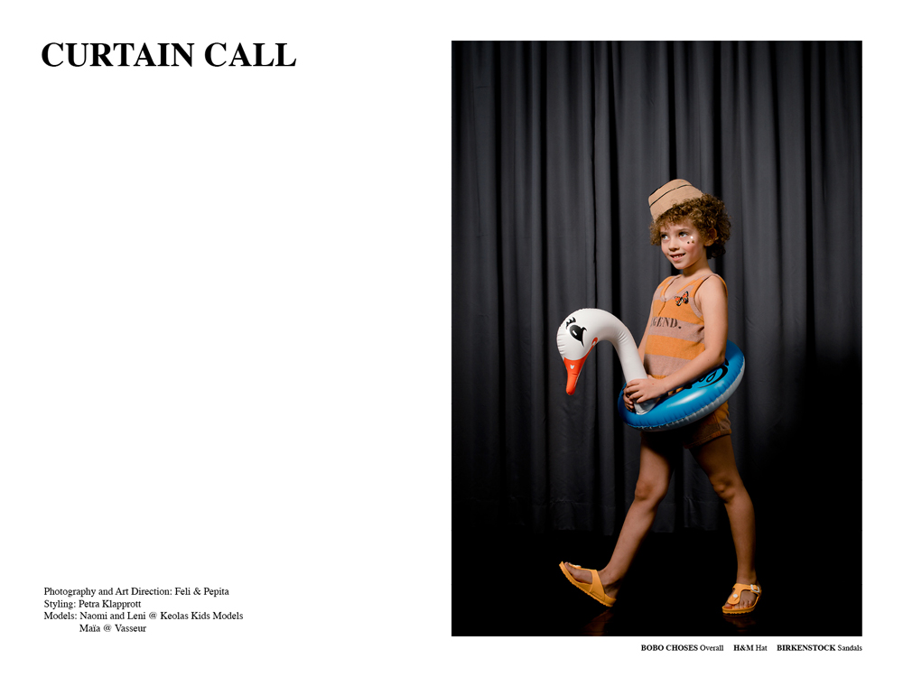 Featurekins  Curtain Call  Babiekins Magazine