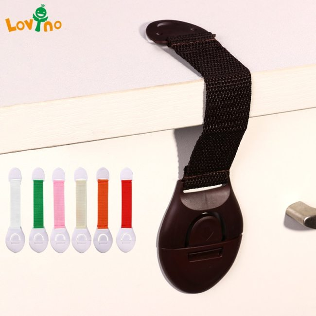 2019 10Pcs Lot Child Lock Protection Of Children Locking Doors For Children s Safety Kids Safety 1