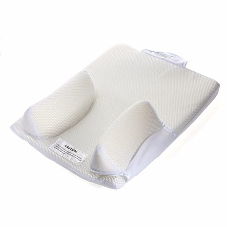 Baby Care Infant Newborn Anti Roll Pillow U ltimate Vent Sleep Fixed Positioner Prevent Flat Head 2
