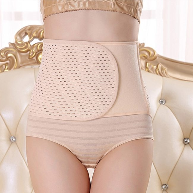 Hot Sale Postpartum Belly Band Support New After Pregnancy Belt Belly Maternity Bandage Band Pregnant Women 3